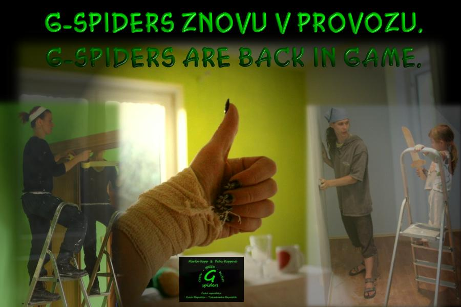 G-Spiders